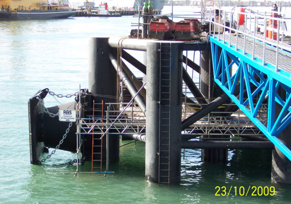 Marine Scaffolding