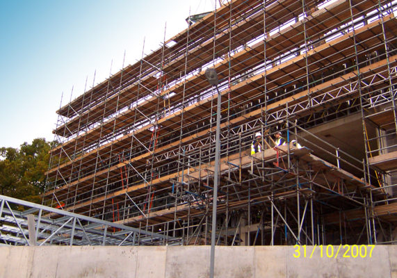 Commercial Scaffold Services