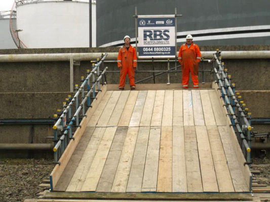 BP Access Ramp