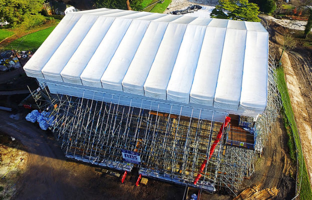 Temporary Roofing Services