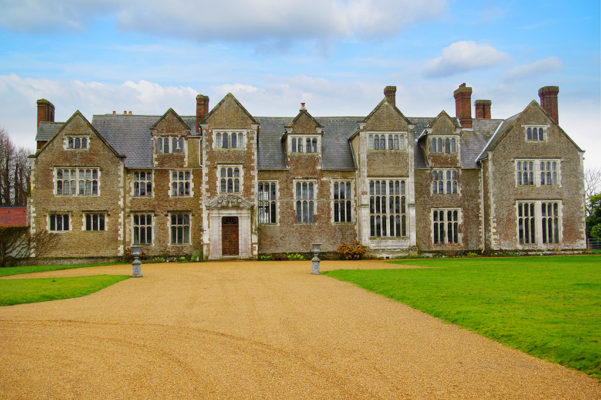 Loseley Park Historical Scaffolding Project