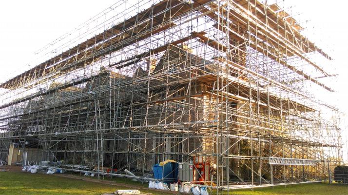 Loseley Park Renovation