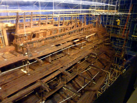 Mary Rose Exhibition Centre