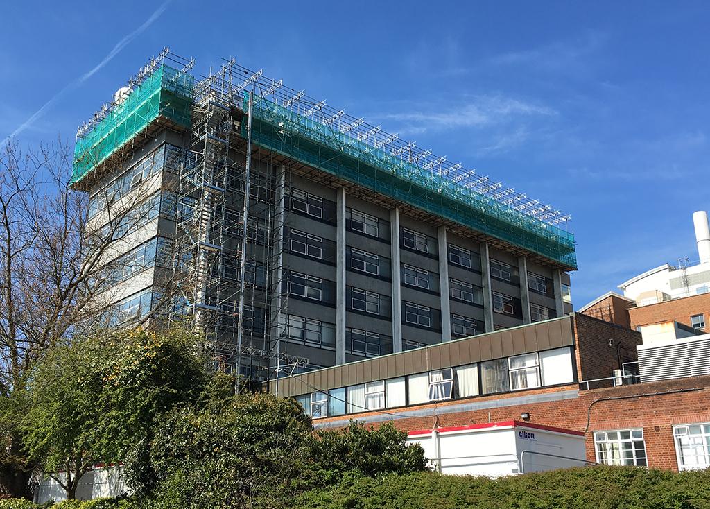 Southampton University Highfield Campus