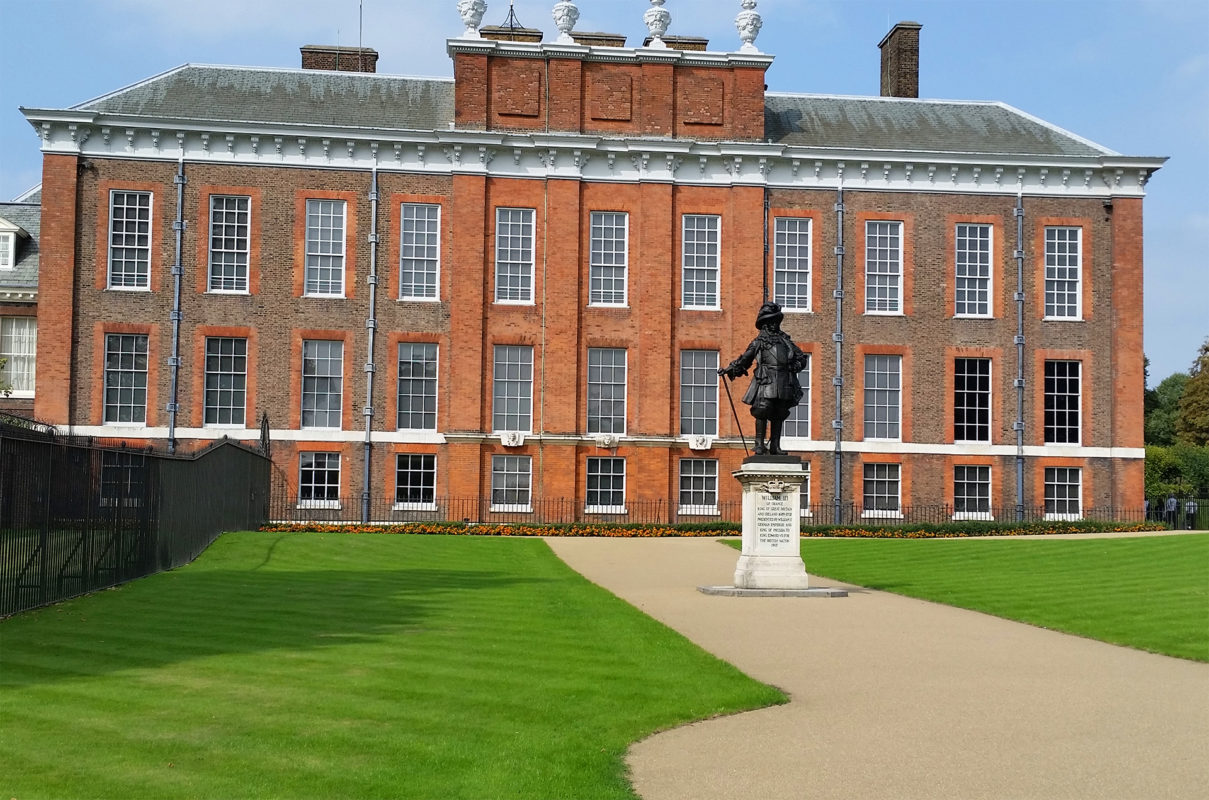 kensington Palace Renovation