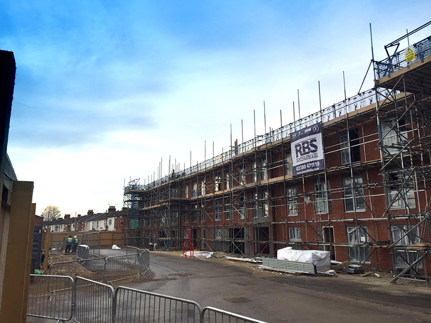 Inland Homes - Residential Scaffolding Services