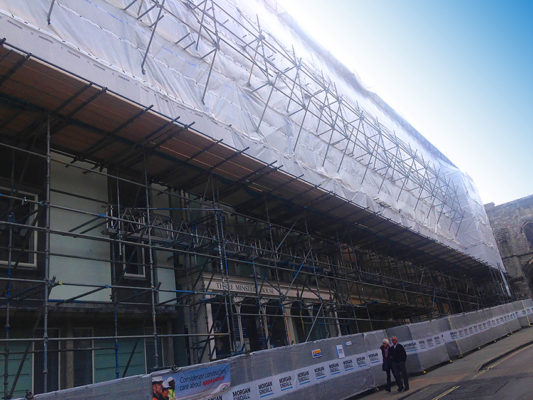 Scaffolding Services Winchester