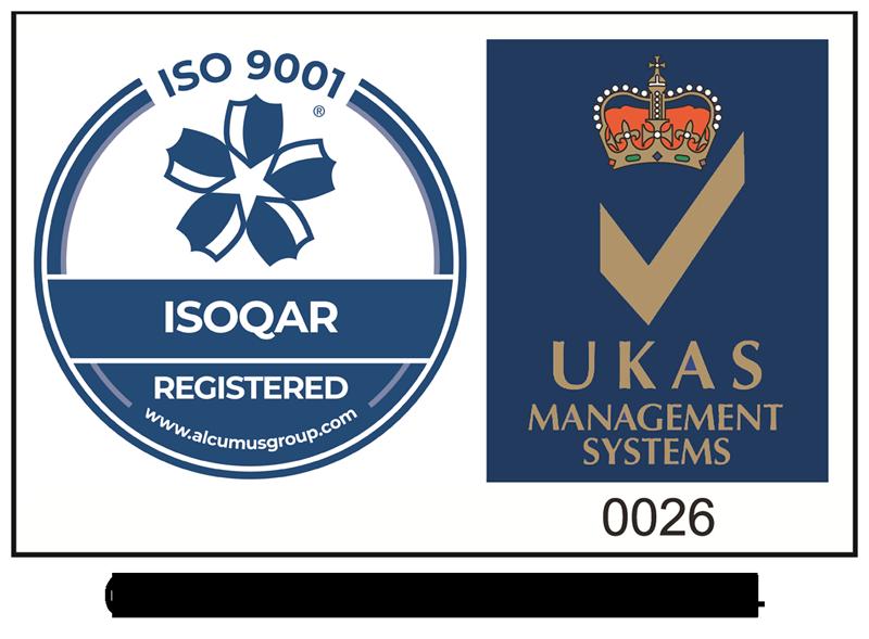 ISOQAR-UKAS-ISO9001