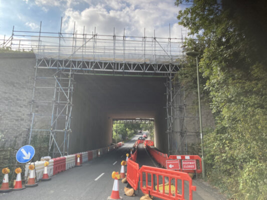 Funtley bridge